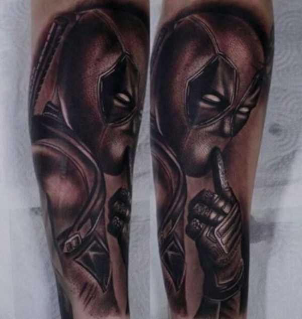 Tatuagens inspiradas por filmes famosos (1)