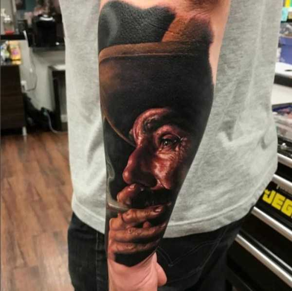 Tatuagens inspiradas por filmes famosos (10)