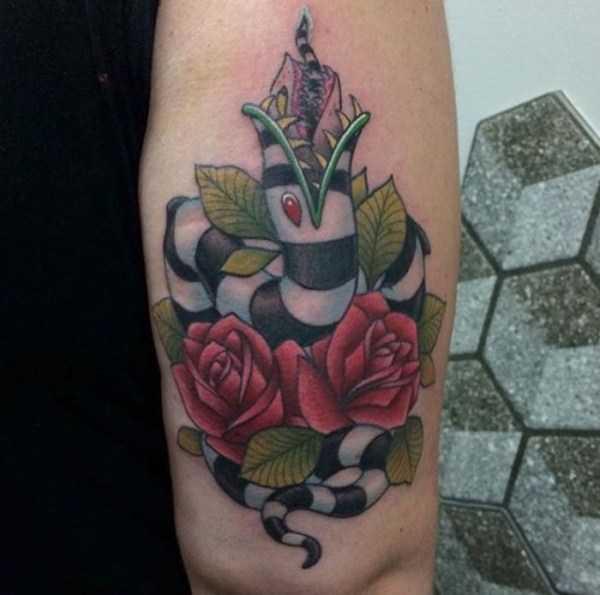 Tatuagens inspiradas por filmes famosos (23)
