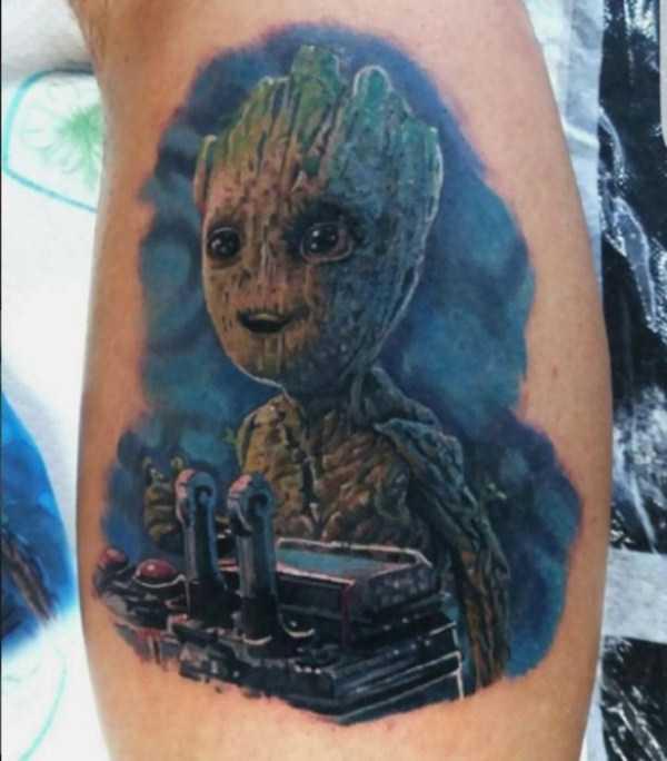 Tatuagens inspiradas por filmes famosos (24)