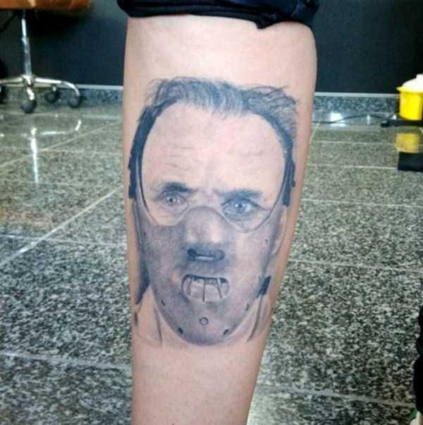 Tatuagens inspiradas por filmes famosos (25)