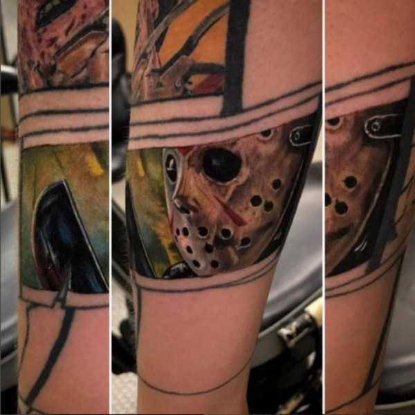 Tatuagens inspiradas por filmes famosos (36)