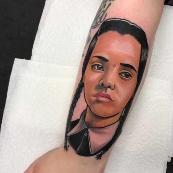 Tatuagens inspiradas por filmes famosos (5)