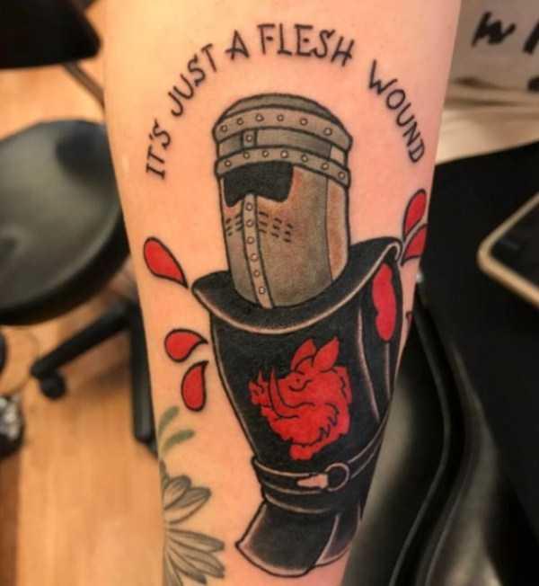 Tatuagens inspiradas por filmes famosos (7)