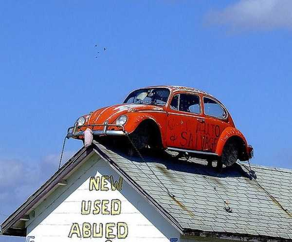 cars-in-bizarre-places (11)