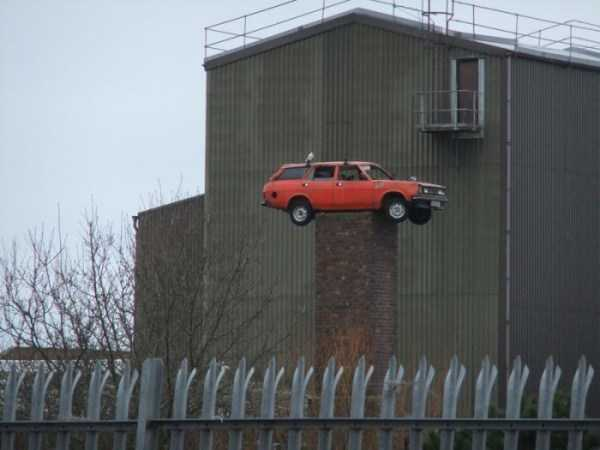 cars-in-bizarre-places (13)