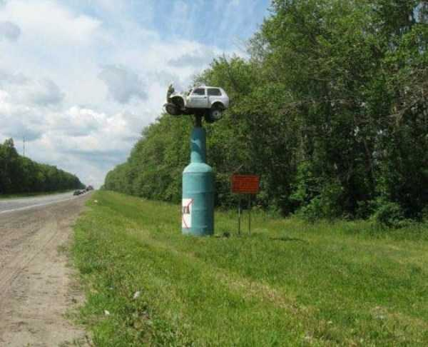 cars-in-bizarre-places (27)