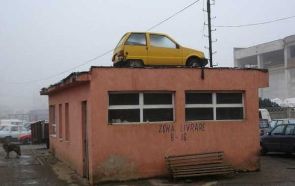 cars-in-bizarre-places (7)