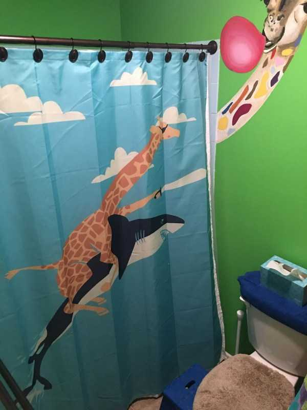 Cool Shower Curtains 25