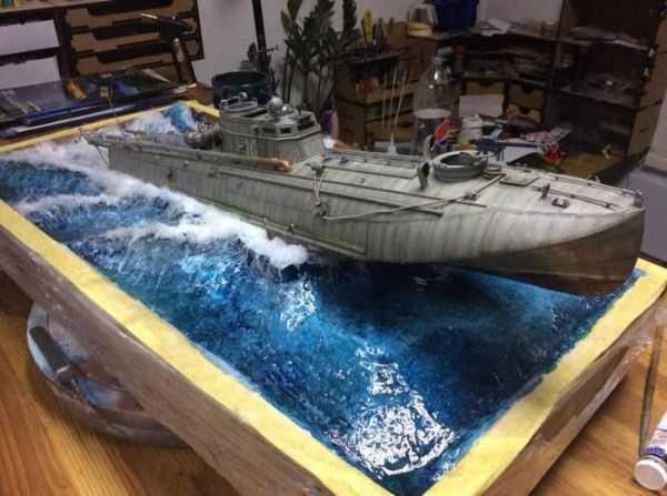 Soviet-Motor-Torpedo-Boat-G5-diorama (2)
