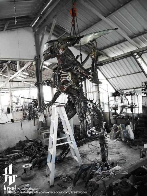 steampunk-sculptures-kreatworks (29)