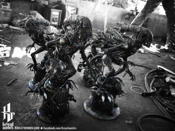 steampunk-sculptures-kreatworks (6)