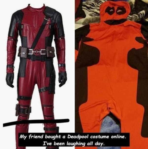 5. is this deadpool costume?