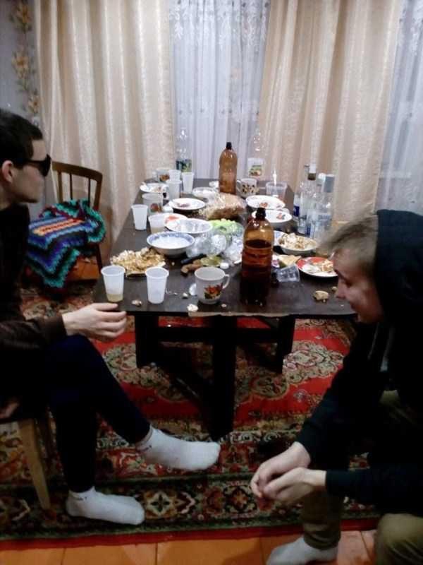 Russian Youth Having Fun Part 9 Klyker Com